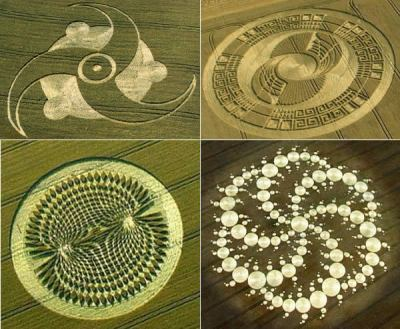 Crop circles and sacred geometry