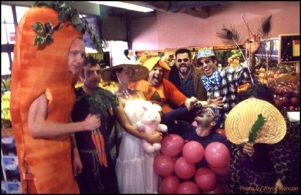 carrot costume, grape, pumpkin, forest druid, sexy bunny, cuban farmers