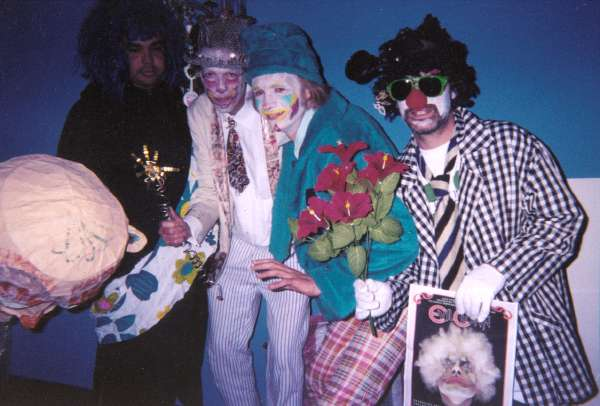 chicago evil clown convention