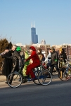sears tower parade